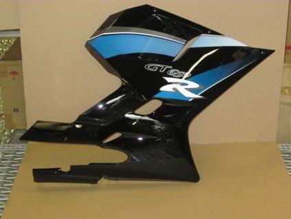 [1/c] Kapota přední pravá / černá (FIG37) - Hyosung GT 650i R F