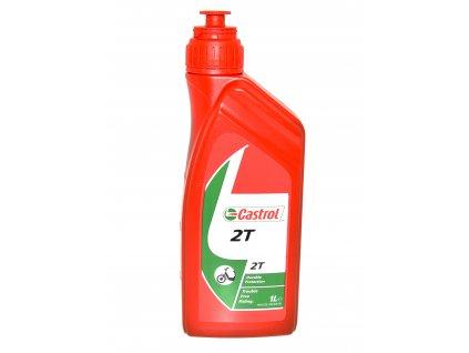 Motorový olej CASTROL 2T, 1 Litr