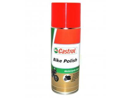 Leštící prostředek CASTROL Bike Polish, 300 ml