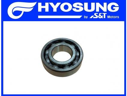 [14] Ložisko (kliková hřídel a píst) - Hyosung SB 50 M (CAB)