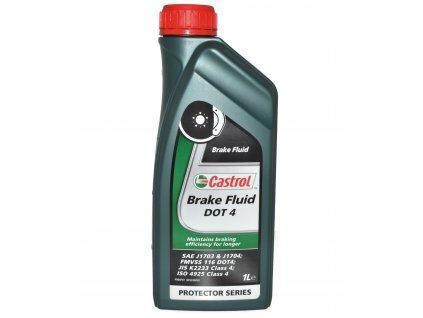 Brzdová kapalina CASTROL Motorcycle Brake Fluid, 1 litr