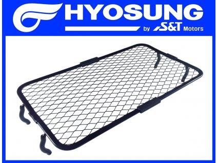 [1] Mřížka (olejový chladič) - Hyosung GV 250