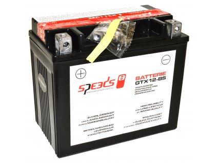 Baterie SPEEDS GTX12-BS (12V, 10Ah)