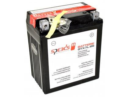 Baterie SPEEDS GTX7L-BS (12V, 6Ah)