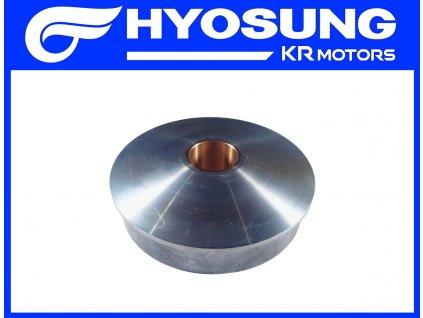 [2] Variátor (FIG16) - Hyosung GPS 125 Hyper / Grand Prix