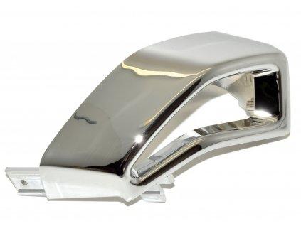 [3] Kryt pravý (přední kryt a boční kryty) - Hyosung GV 650 Fi & LE30