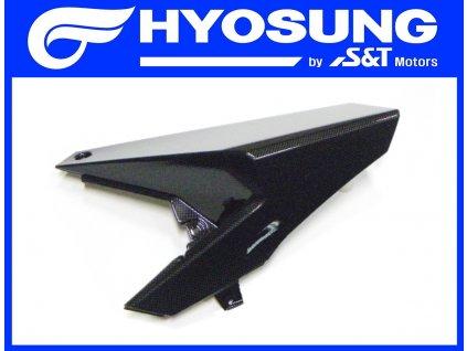 Kryt nádrže přední levý / karbonový design (Hyosung GD 250i N Exiv)