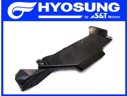 Kryt nádrže zadní pravý / karbonový design (Hyosung GD 250i N Exiv)