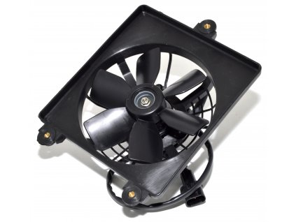 [3] Ventilátor chladiče kompletní (FIG03) - Hyosung GV 650i P
