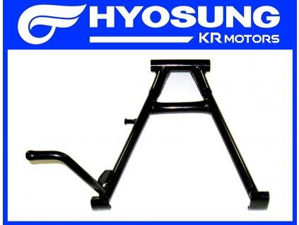 [1] Stojan hlavní (boční a hlavní stojan) - Hyosung GF 125
