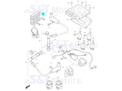 [5] Regulátor / nová verze (FIG24) - Hyosung ST 700i