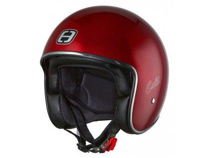 Helma SPEEDS CULT / červená metalíza lesklá