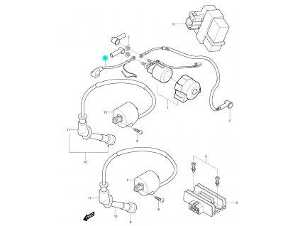 [3] Elektrický kabel (elektrické jednotky) - Hyosung GV 250