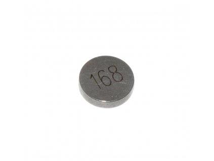 [13] Podložka zdvihátka 168 (FIG08) - Hyosung GV 650