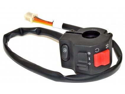 [1/b] Spínací ovládání pravé / průměr 25,4 mm (FIG40) - Hyosung GV 250