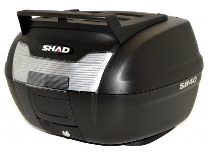 Zadní moto kufr SHAD SH40 Cargo 40 litrů