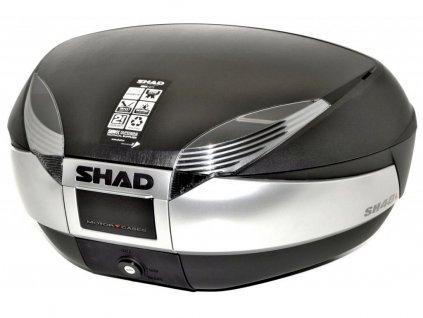 Zadní moto kufr SHAD SH48 48 litrů