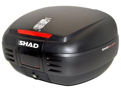 Zadní moto kufr SHAD SH49 49 litrů