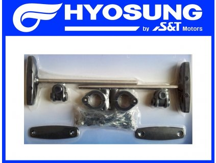 Montážní sada k větrnému štítu (Hyosung GV 250i / Hyosung GV 250i C)