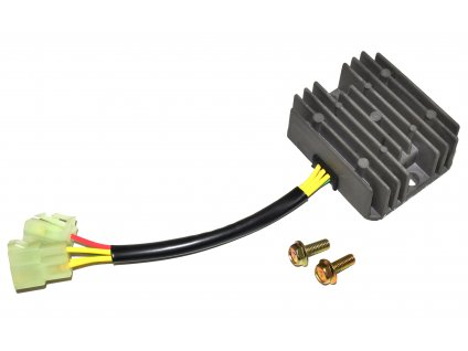 [5] Regulátor včetně upevňovacích šroubů (FIG24) - Hyosung GV 650i E