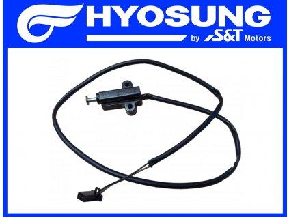 [12] Spínač (FIG28) - Hyosung GV 250