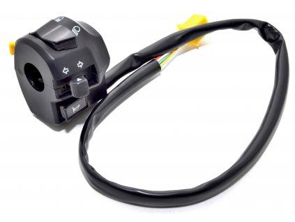 [6] Spínací ovládání levé (FIG40) - Hyosung GV 250i C