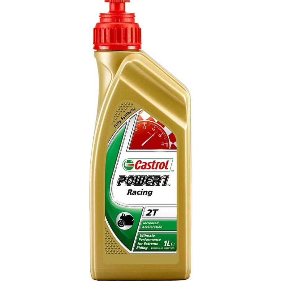 Motorový olej CASTROL POWER 1 Racing 2T, 1 Litr