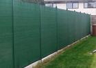 Stínící tkaniny na plot