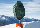 Fólie pro zimní ochranu rostlin