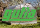 Polykarbonátové skleníky Gutta