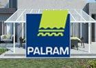 Hliníkové pergoly Palram