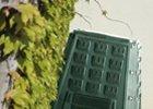 Plastové kompostéry
