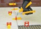 Systém přesné pokládky dlažeb