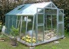 Variant K zahradní skleník