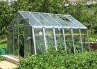 Variant L zahradní skleník