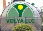 Polykarbonátové skleníky Volya