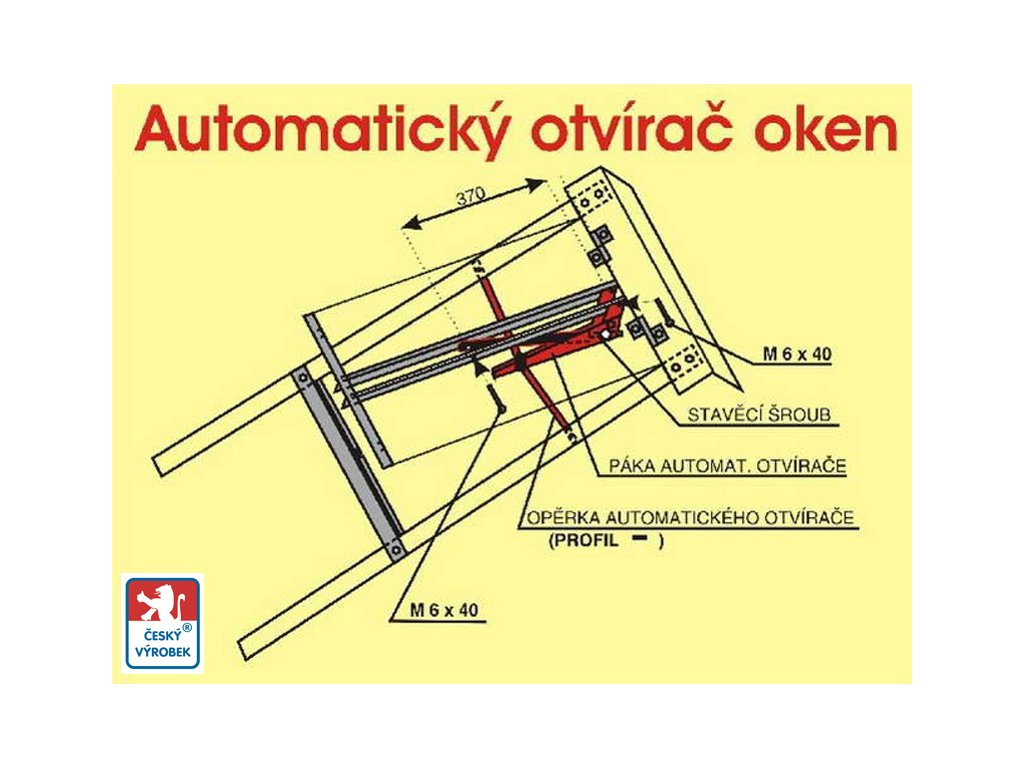 automatický otvírač