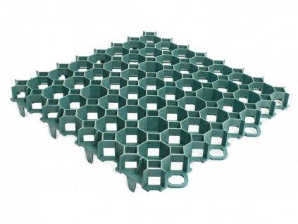 Zatravňovací dlaždice Profi Garden 50 x 50 x 6,2 cm