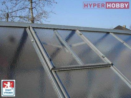 Střešní okno pro skleníky Hobby
