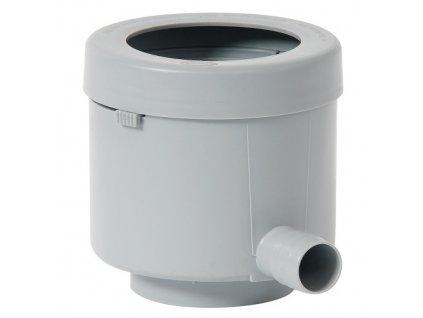 Sběrač dešťové vody s filtrem automat lux