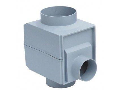 Sběrač dešťové vody se samočistícím filtrem