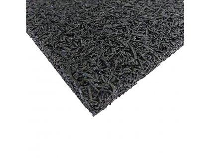 Antivibrační elastická tlumící rohož (deska) z drásaniny F570