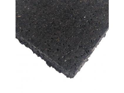 Antivibrační elastická tlumící rohož (deska) z granulátu S1000