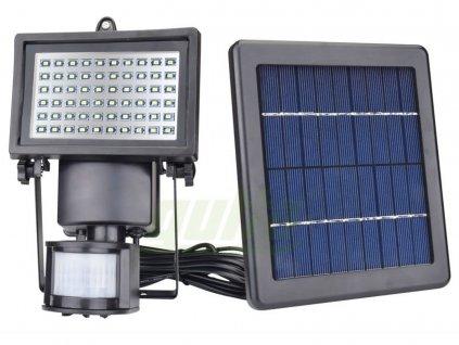 Solární světlo GLS-60