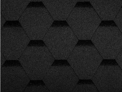 Asfaltový šindel Guttatec Hexagonal