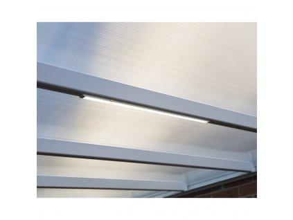 LED osvětlovací systém pro pergoly, altány a zimní zahrady
