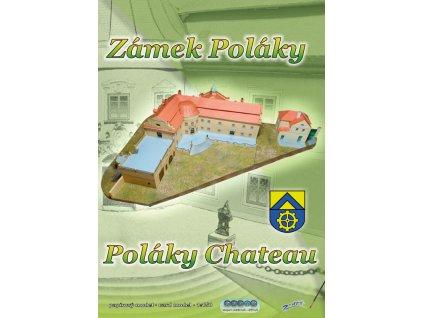 Papírový model zámku Poláky