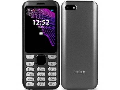 Mobilní telefon myPhone Maestro černý obrázek 1