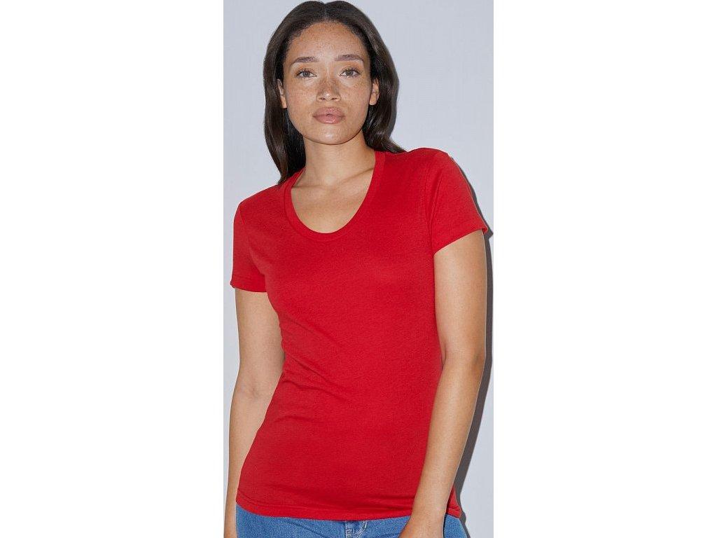 Dámske tričko Poly-Cotton