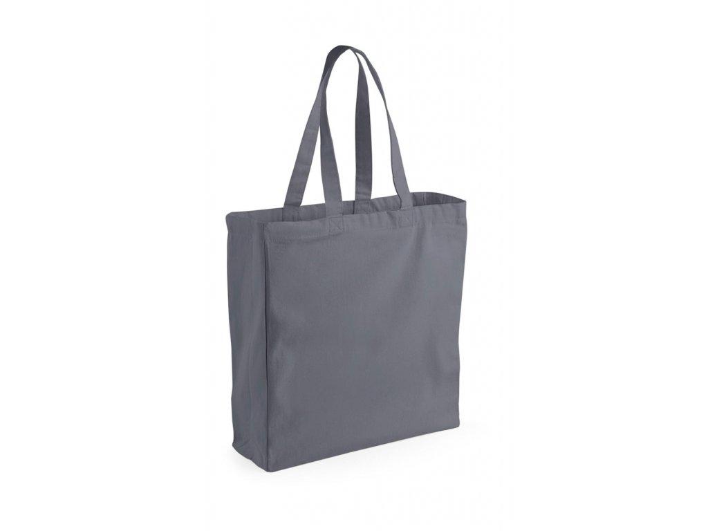 Plátená klasická nákupná taška